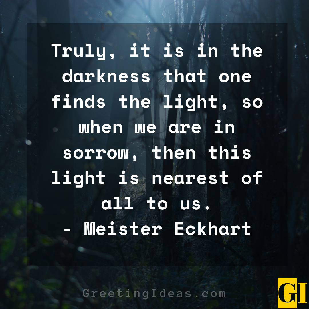 Darkness Quotes Greeting Ideas 5