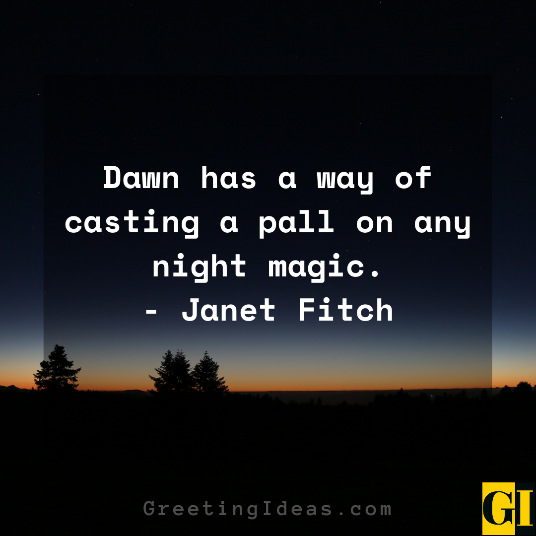 Dawn Quotes Greeting Ideas 6