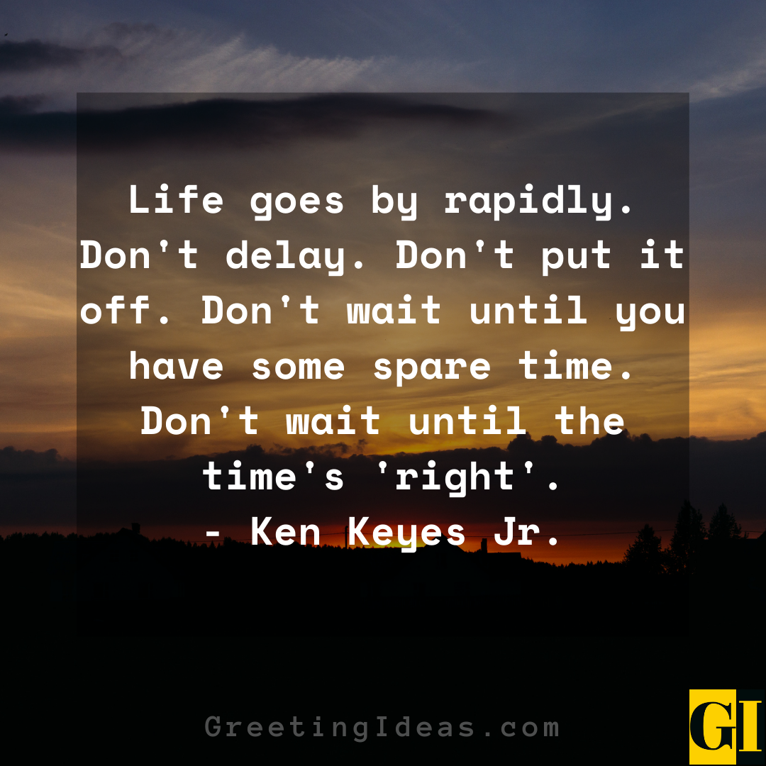 Delay Quotes Greeting Ideas 4