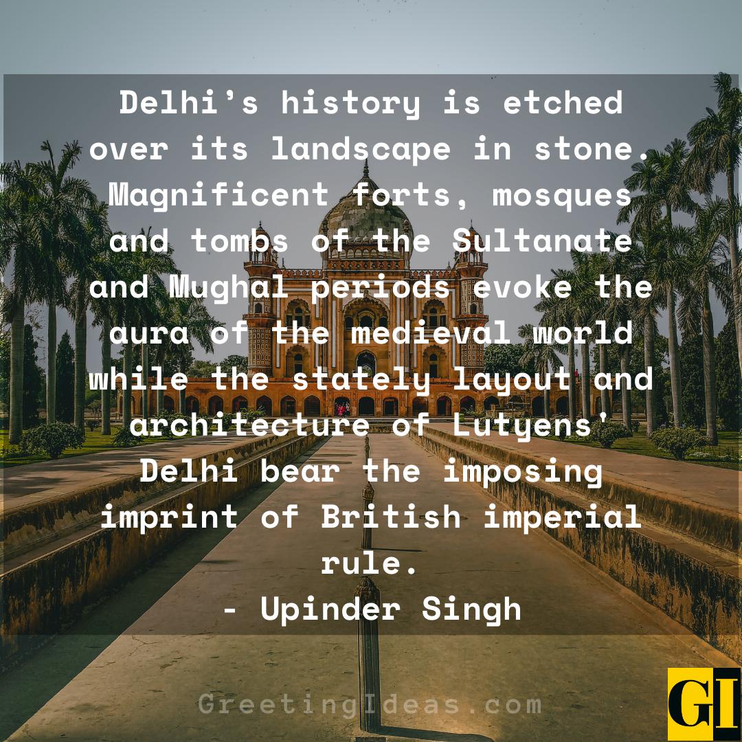 Delhi Quotes Greeting Ideas 2