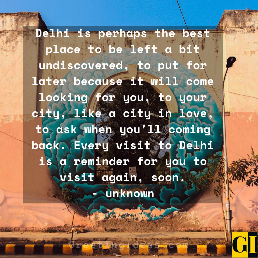 Delhi Quotes Greeting Ideas 4