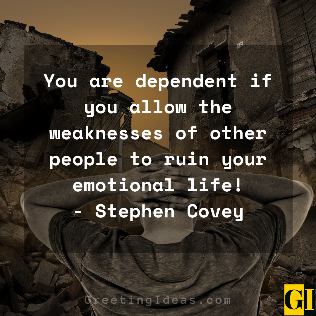 Dependent Quotes Greeting Ideas 1