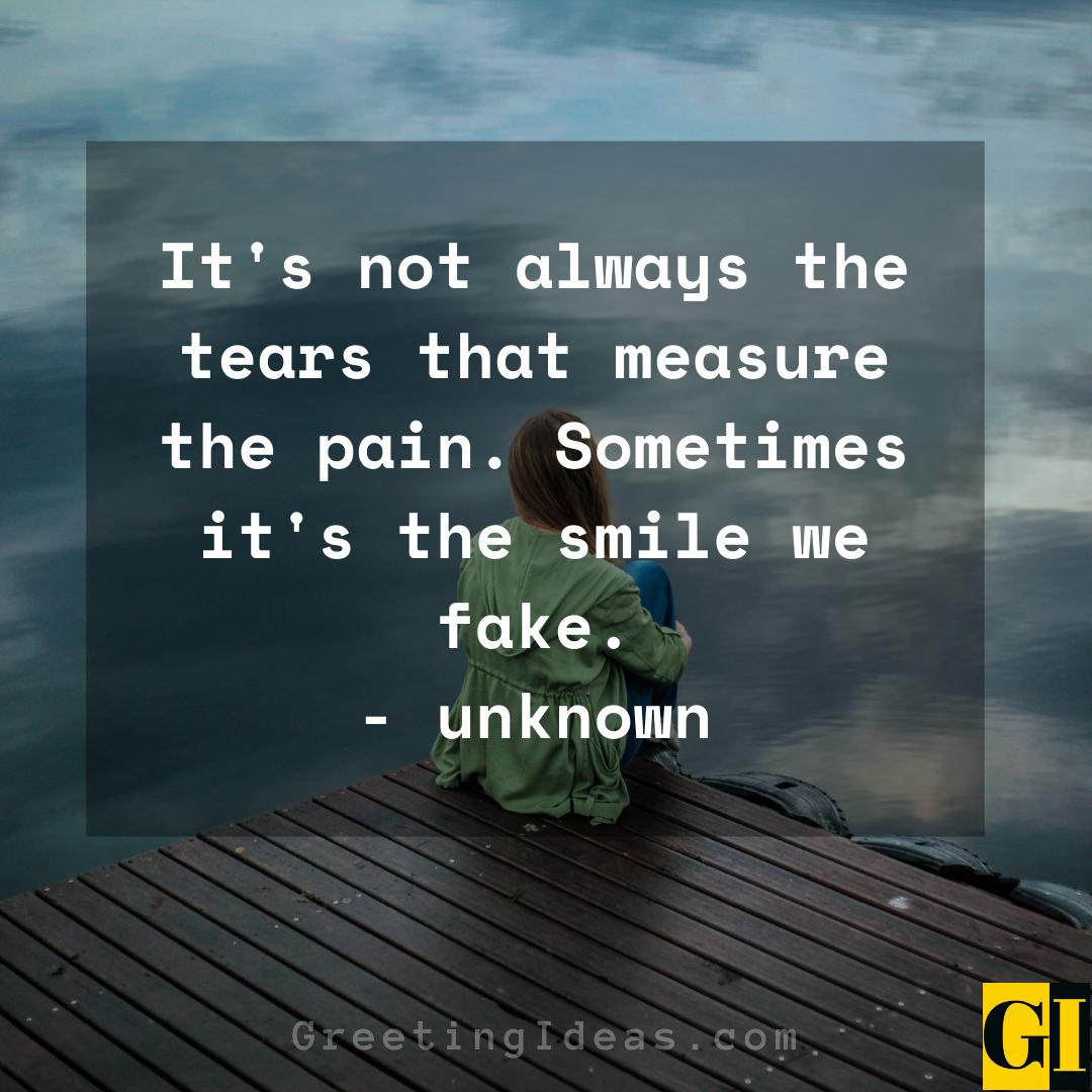 Depressed Quotes Greeting Ideas 1