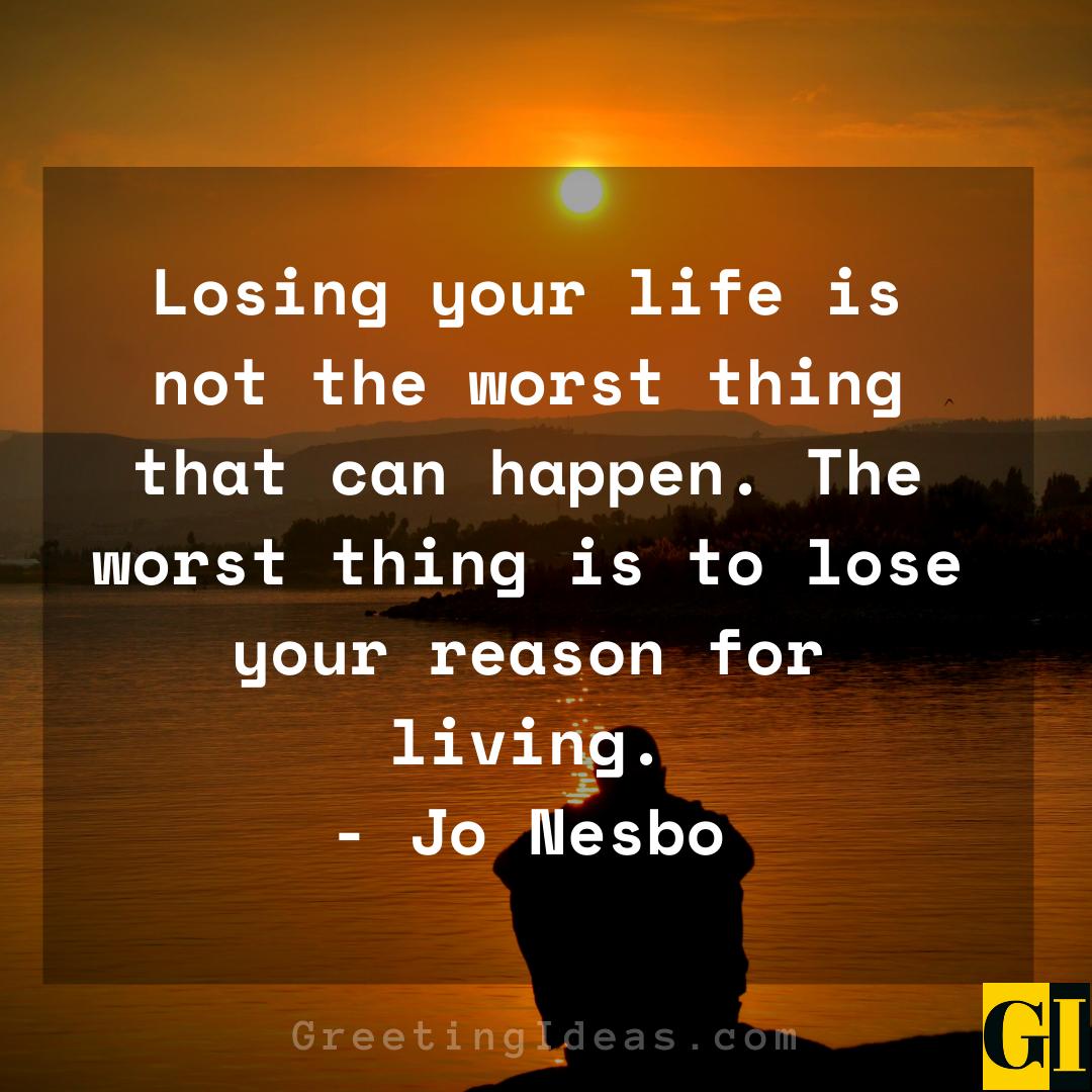 Depressed Quotes Greeting Ideas 12