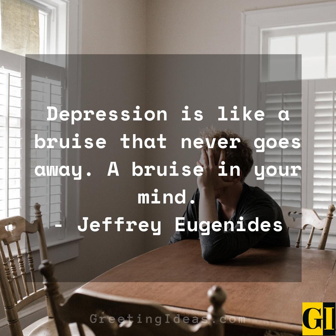 Depressed Quotes Greeting Ideas 13