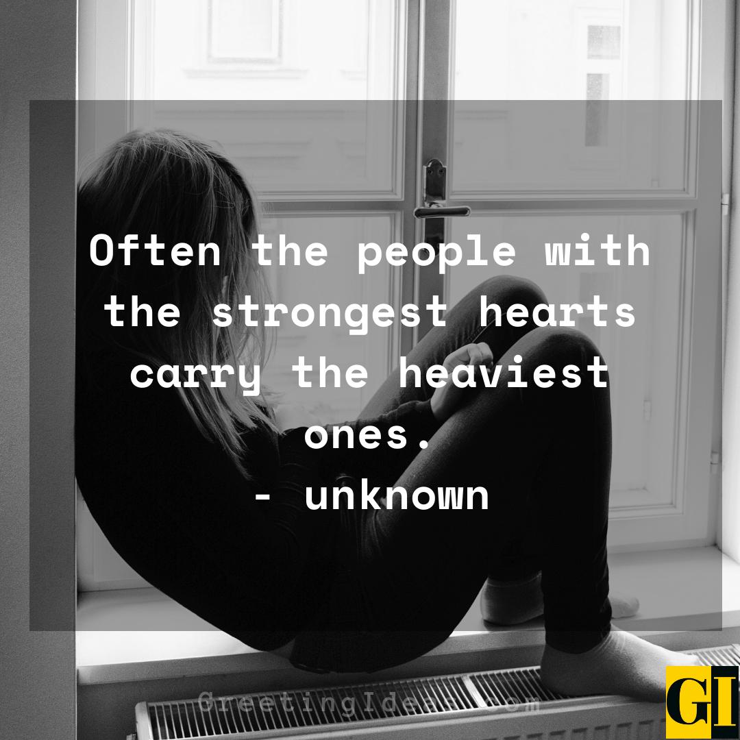 Depressed Quotes Greeting Ideas 3