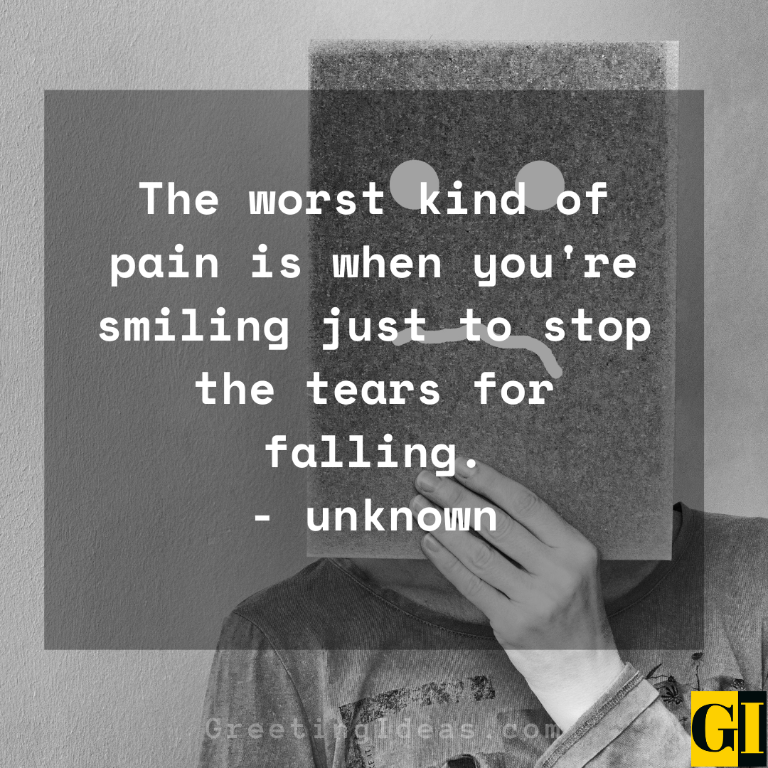 Depressed Quotes Greeting Ideas 5