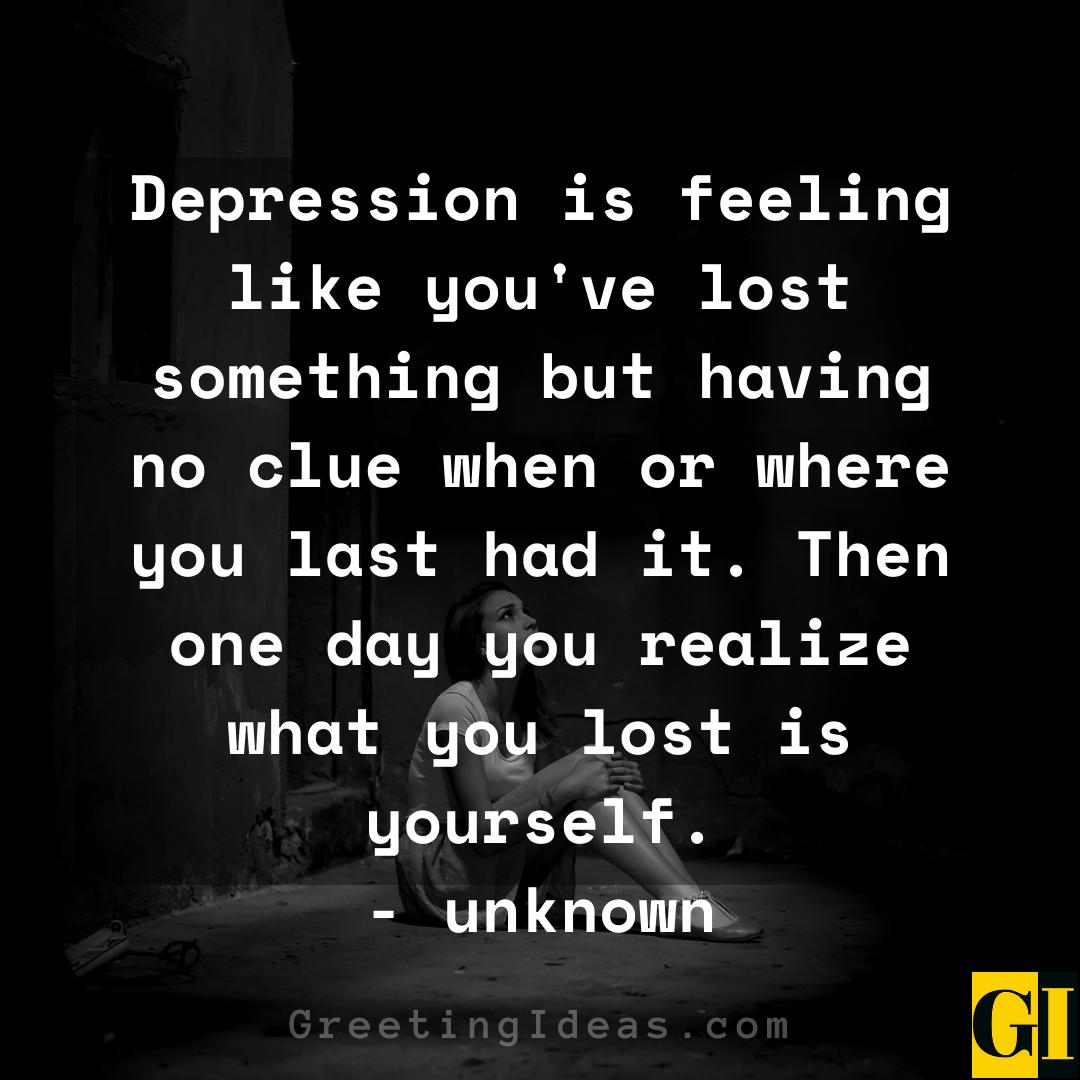 Depressed Quotes Greeting Ideas 7