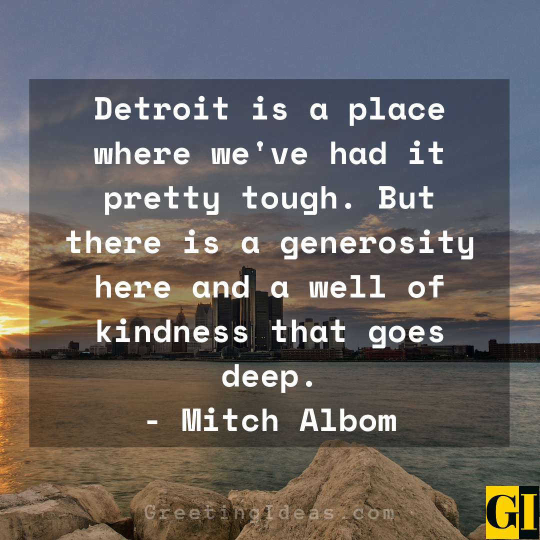 Detroit Quotes Greeting Ideas 3