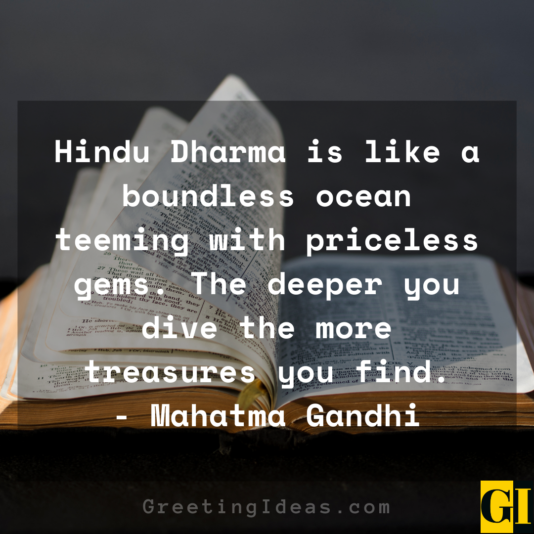 Dharma Quotes Greeting Ideas 2