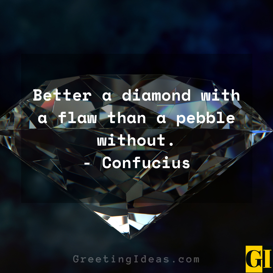 Diamond Quotes Greeting Ideas 1