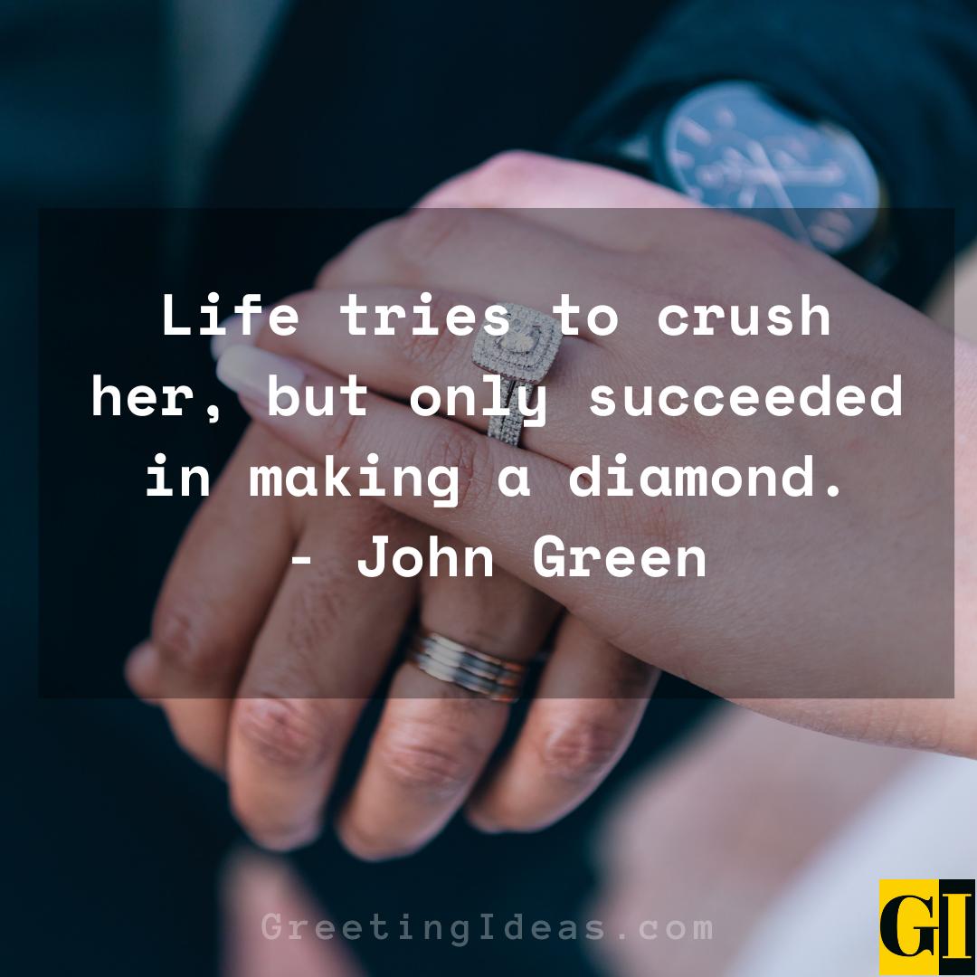 Diamond Quotes Greeting Ideas 11