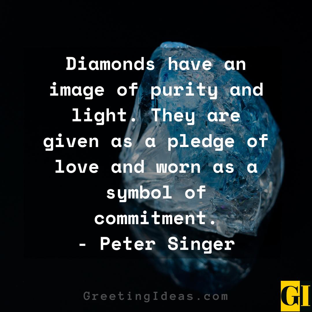 Diamond Quotes Greeting Ideas 7