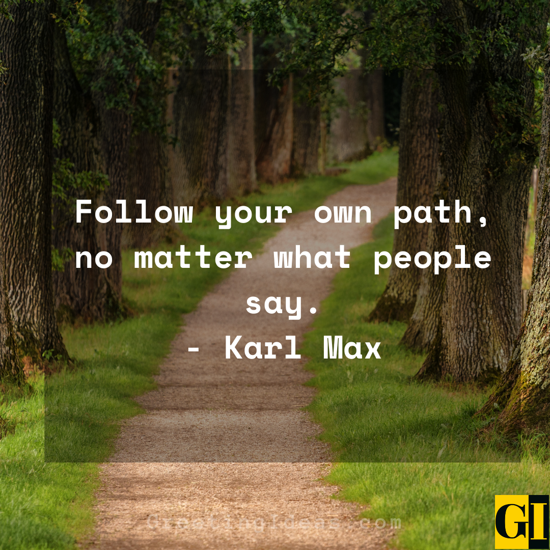 Different Path Quotes Greeting Ideas 8