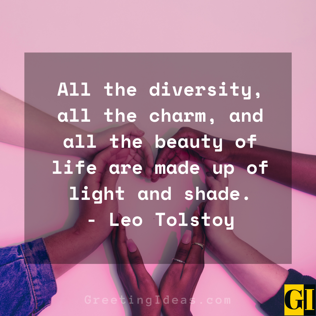 Diversity Quotes Greeting Ideas 1