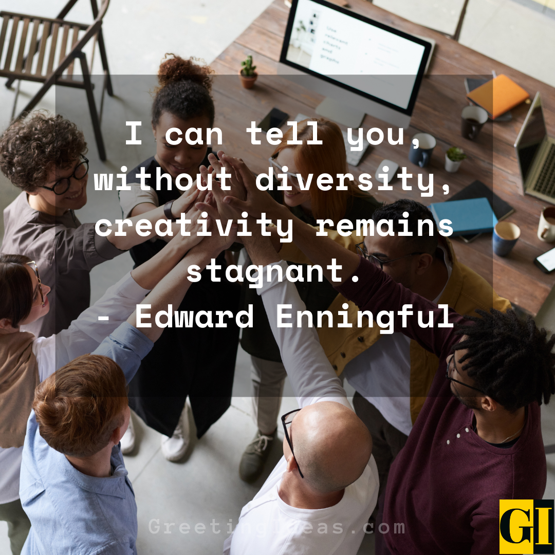Diversity Quotes Greeting Ideas 4