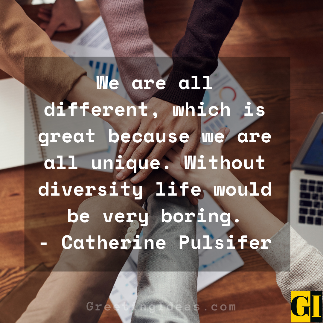 Diversity Quotes Greeting Ideas 5