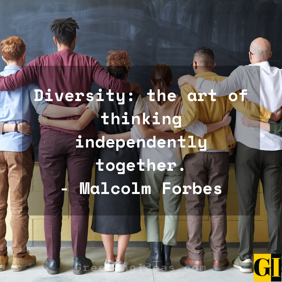 Diversity Quotes Greeting Ideas 6