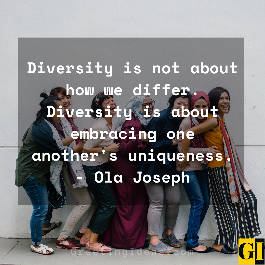Diversity Quotes Greeting Ideas 9