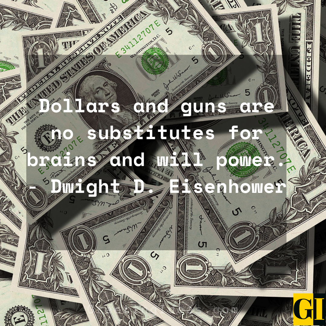 Dollar Quotes Greeting Ideas 2