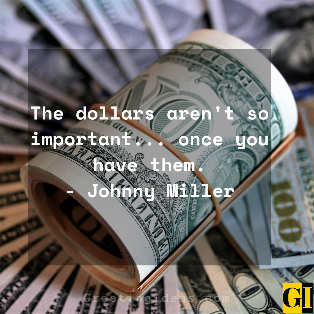 Dollar Quotes Greeting Ideas 4