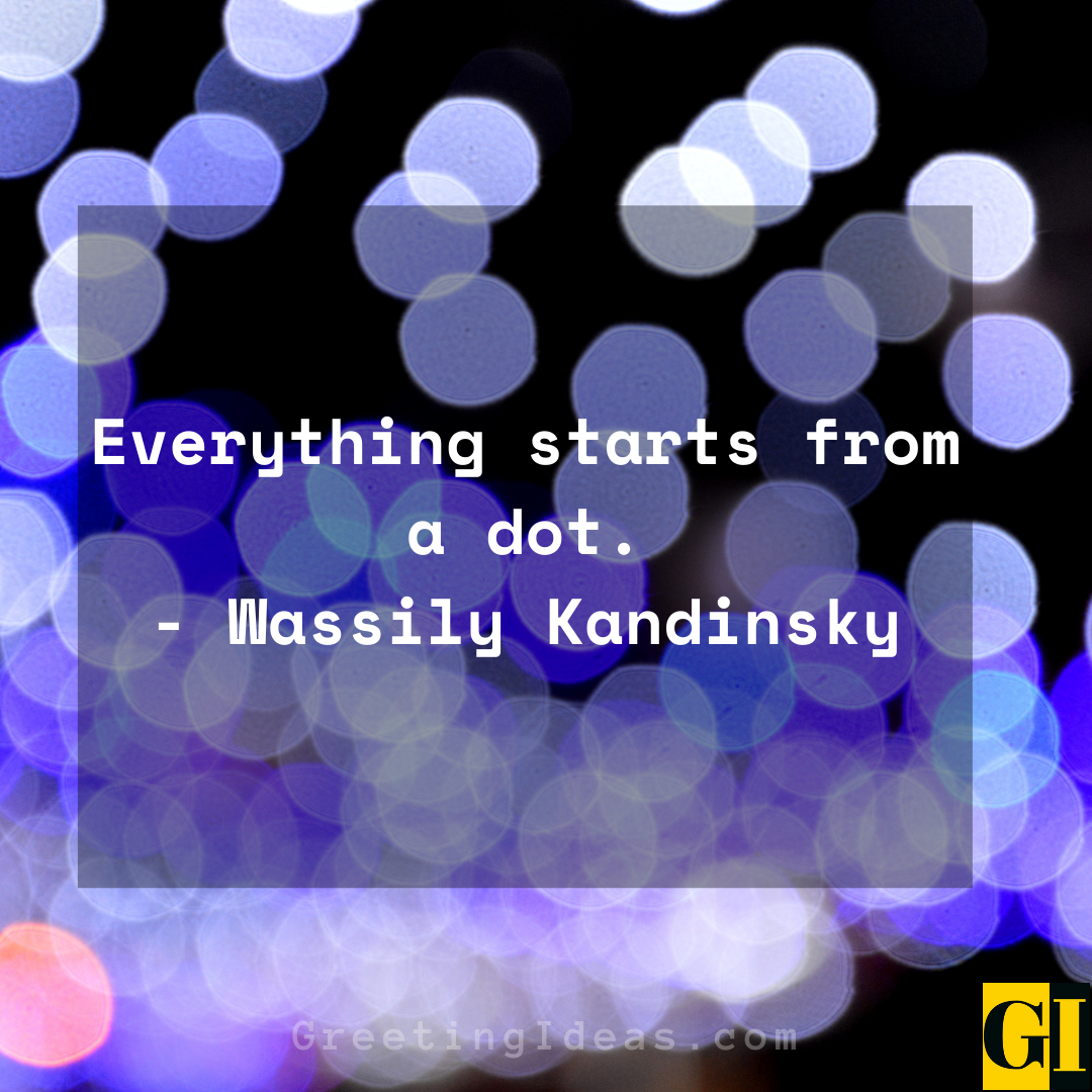 Dots Quotes Greeting Ideas 2