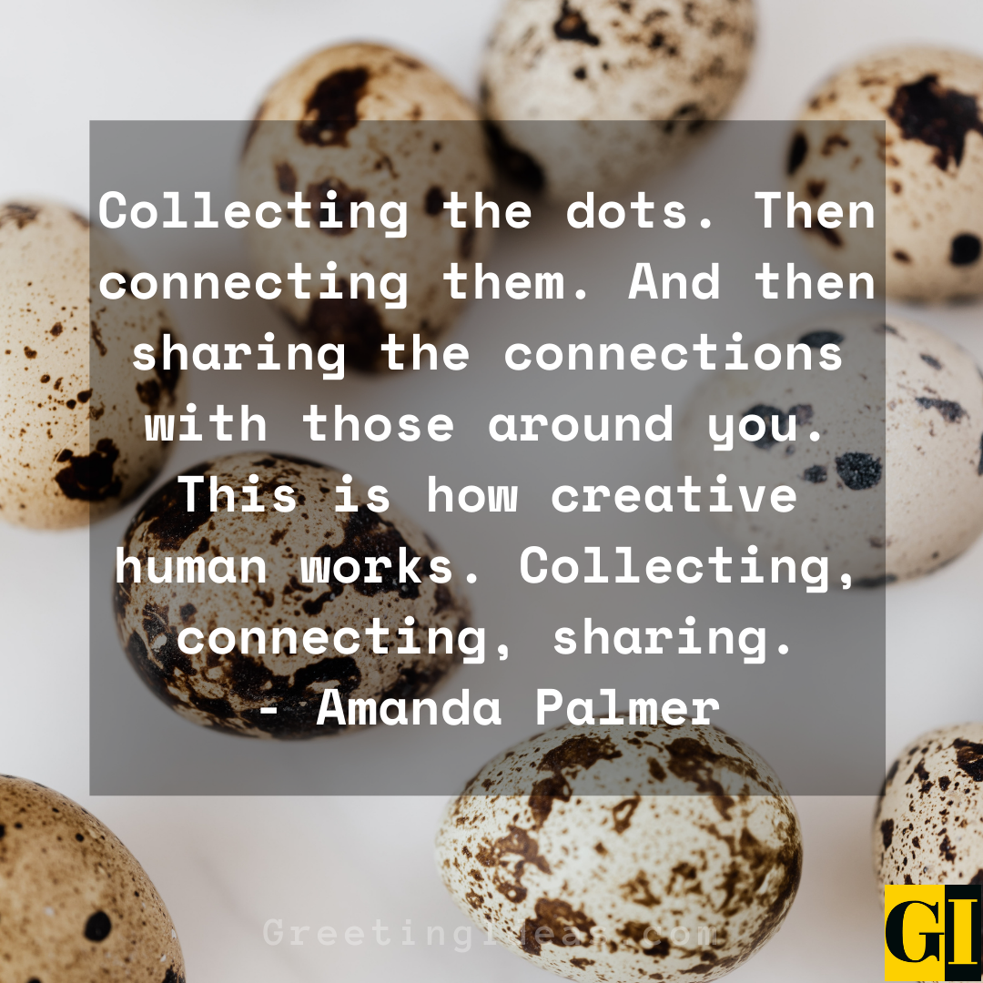Dots Quotes Greeting Ideas 5