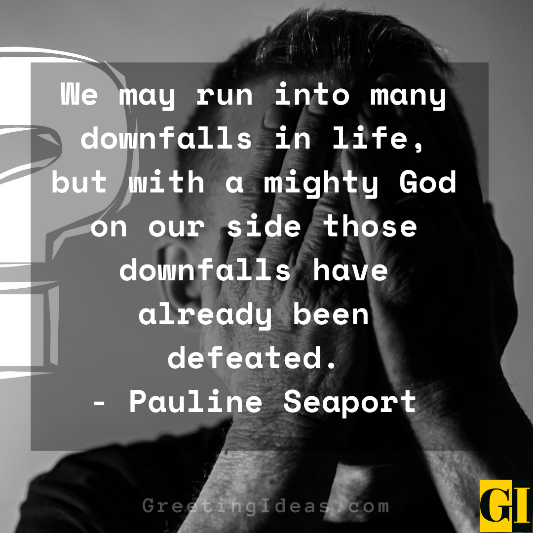 Downfall Quotes Greeting Ideas 5 1