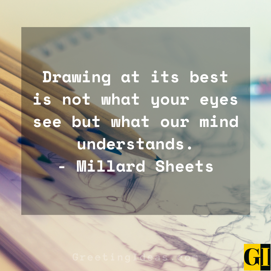 Drawing Quotes Greeting Ideas 3