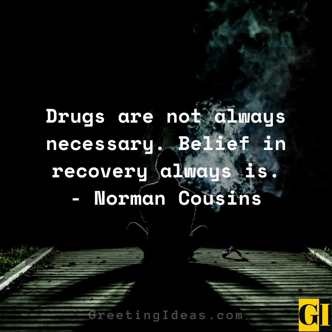 Drug Free Quotes Greeting Ideas 1