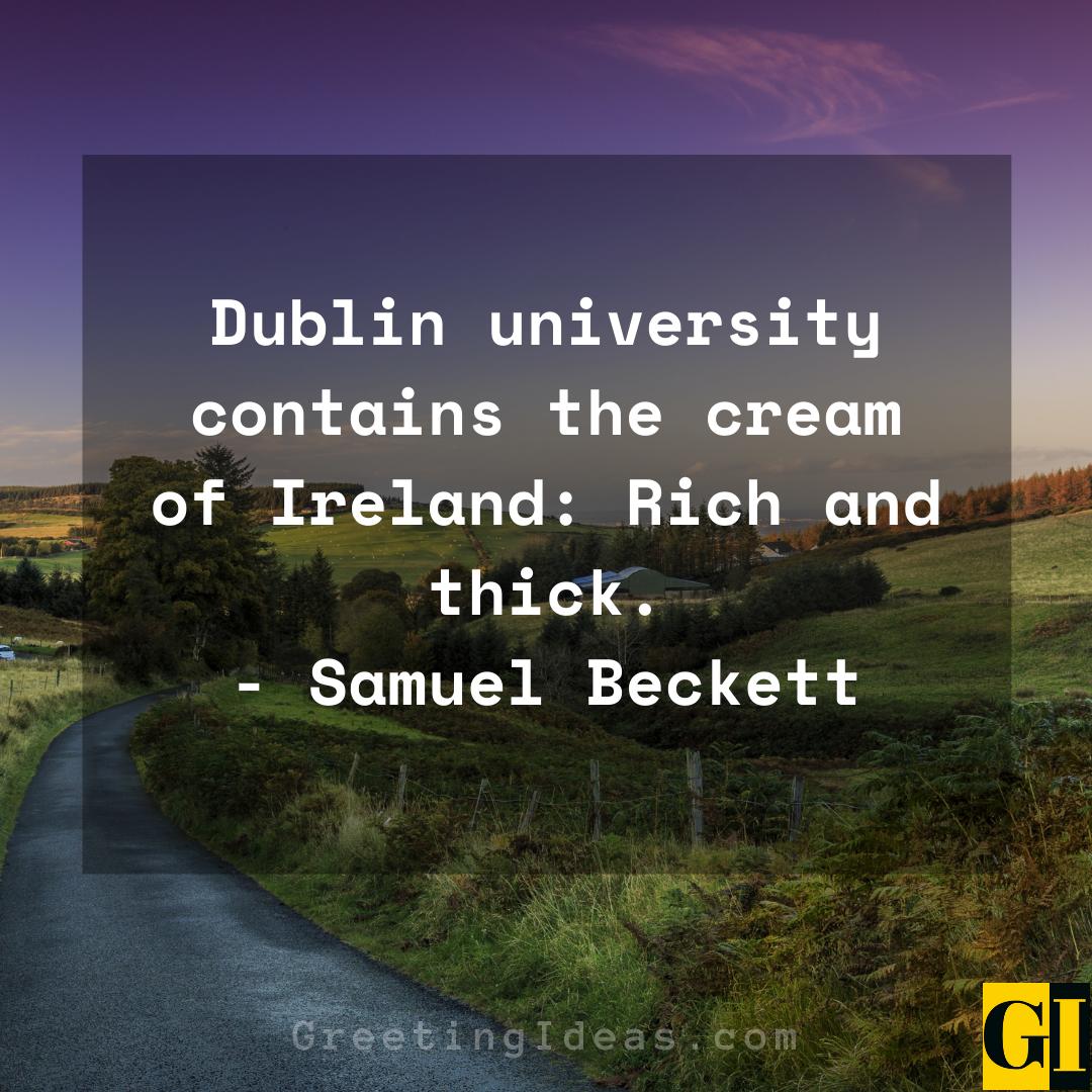 Dublin Quotes Greeting Ideas 1