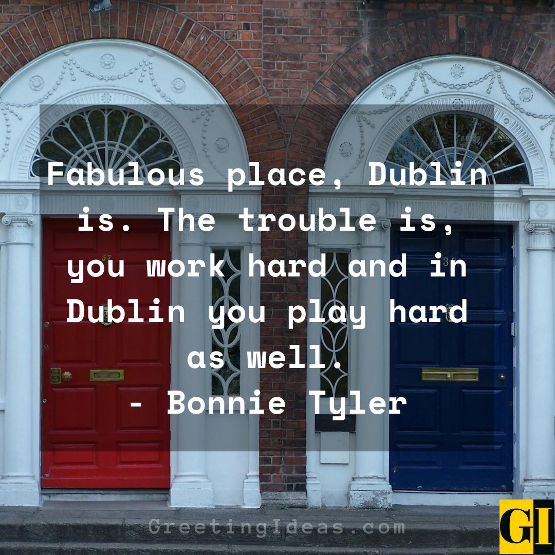 Dublin Quotes Greeting Ideas 2