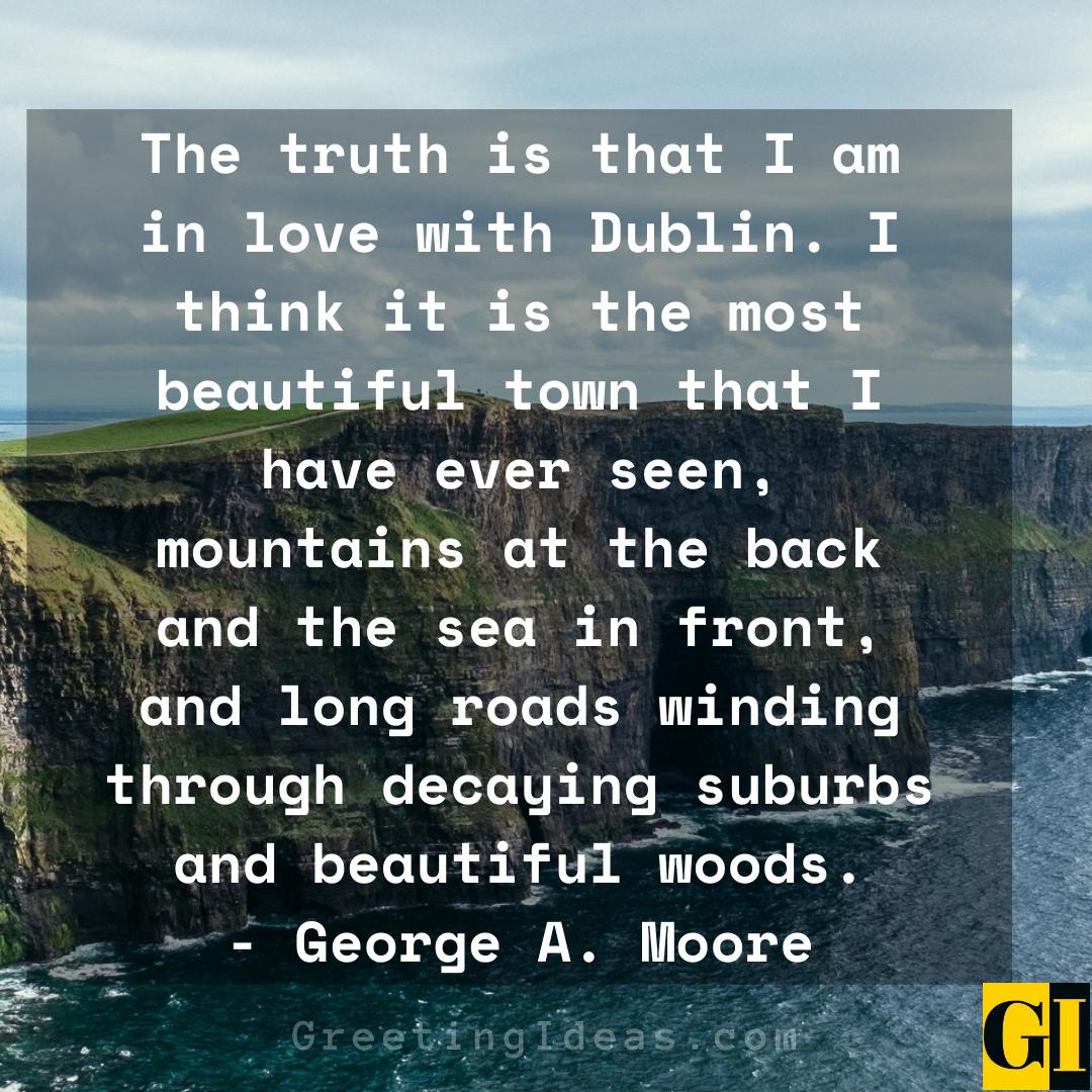 Dublin Quotes Greeting Ideas 4