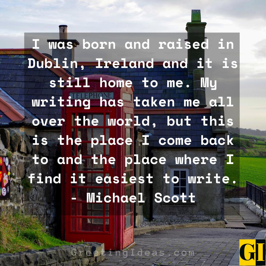 Dublin Quotes Greeting Ideas 5