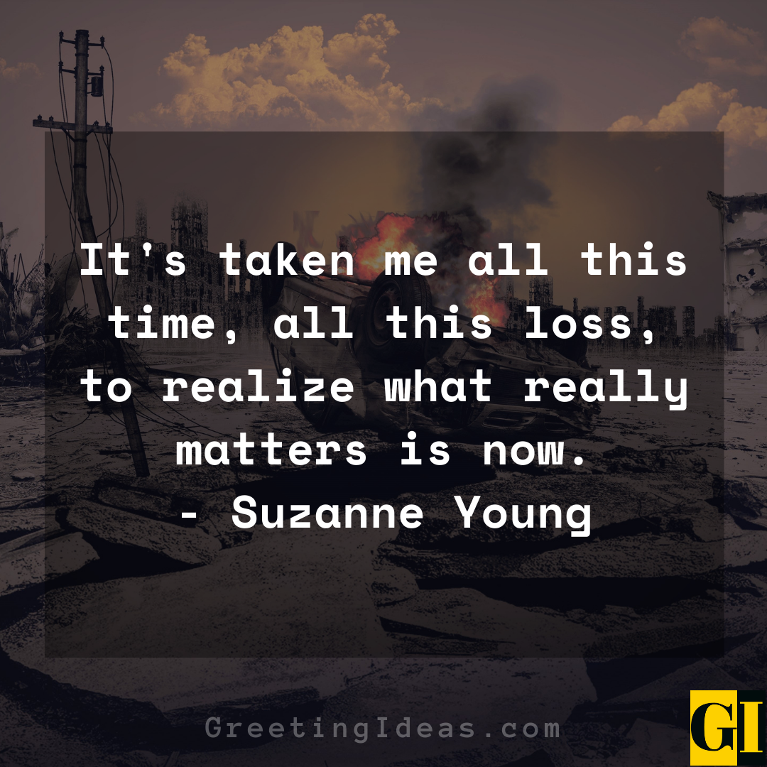 Dystopian Quotes Greeting Ideas 1