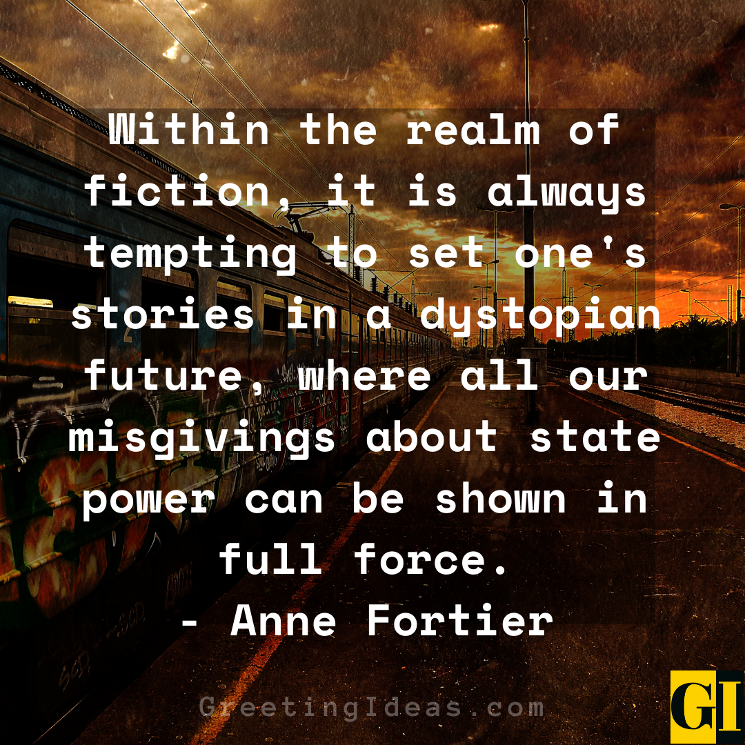 Dystopian Quotes Greeting Ideas 4