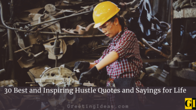 30 Best and Inspiring Hustle Quotes and Sayings for Life