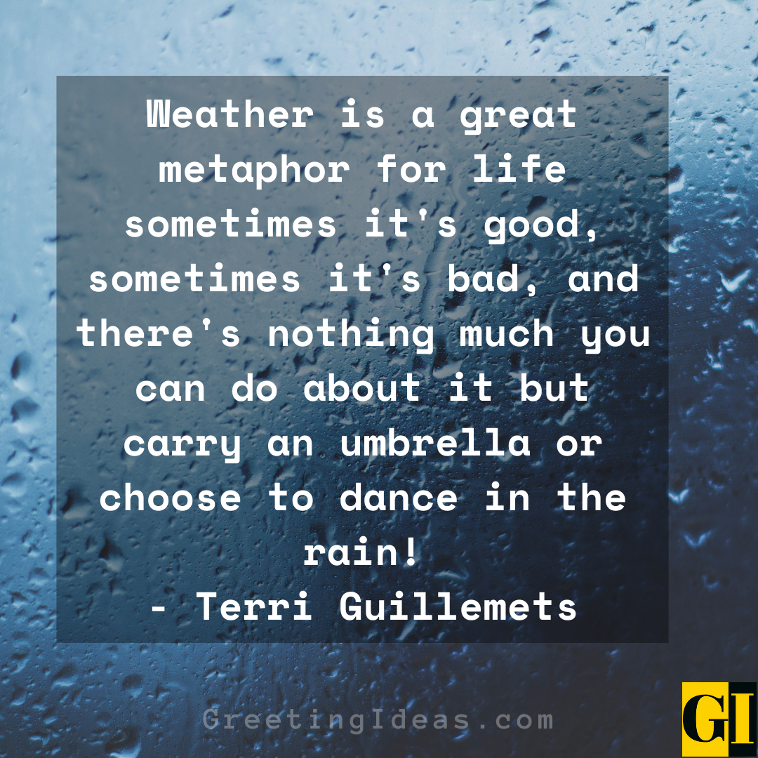 Dancing in the Rain Quotes Greeting Ideas 1