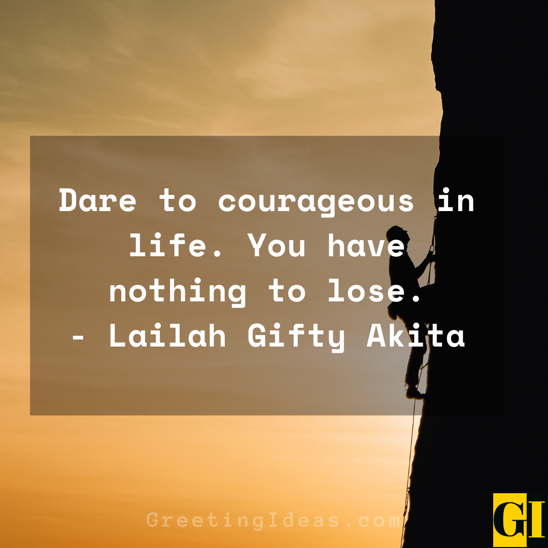 Daring Quotes Greeting Ideas 1
