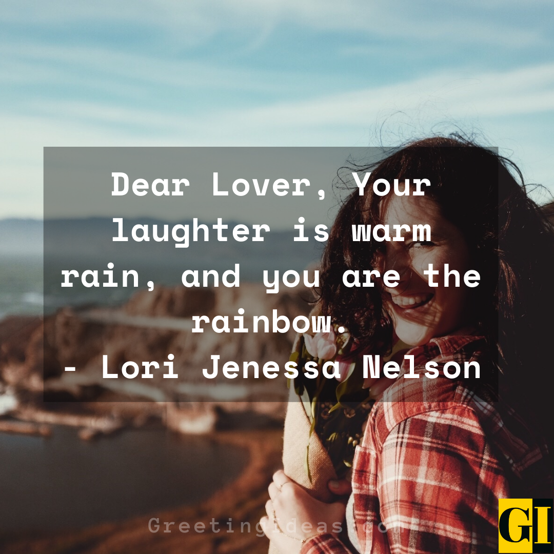 Dear Quotes Greeting Ideas 6