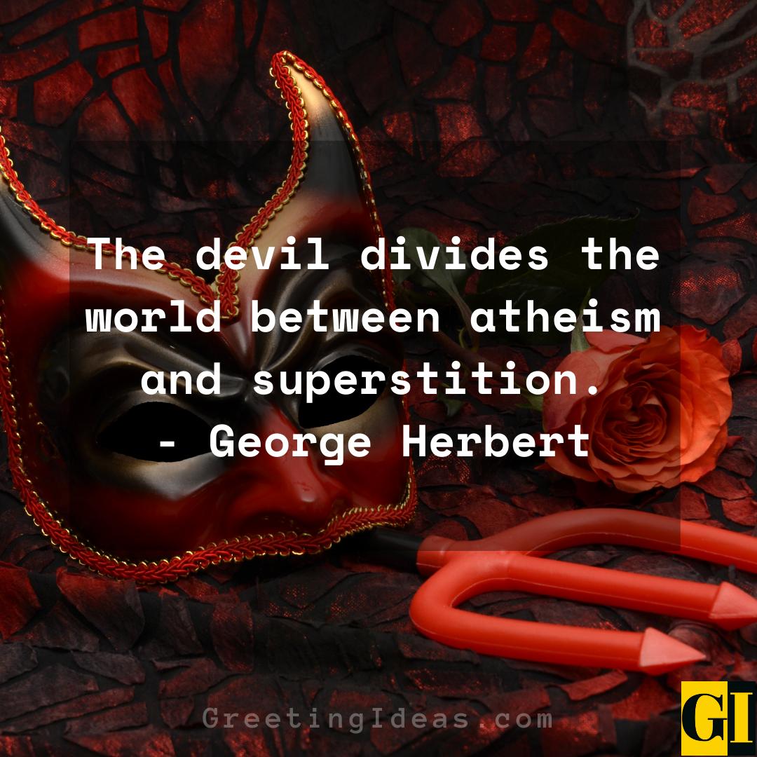 Devil Quotes Greeting Ideas 1