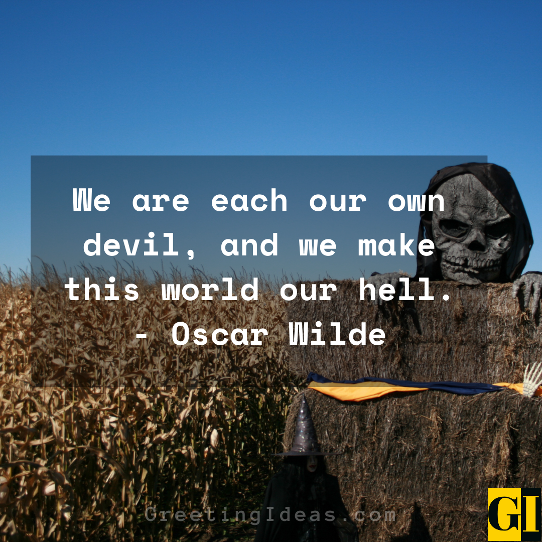 Devil Quotes Greeting Ideas 3