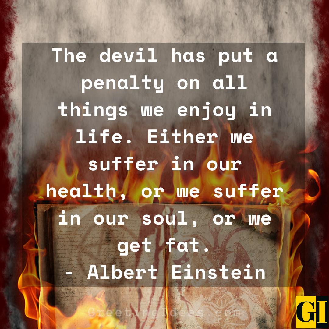 Devil Quotes Greeting Ideas 5