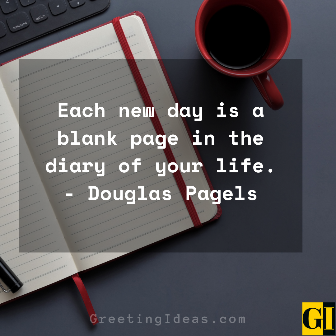 Diary Quotes Greeting Ideas 3