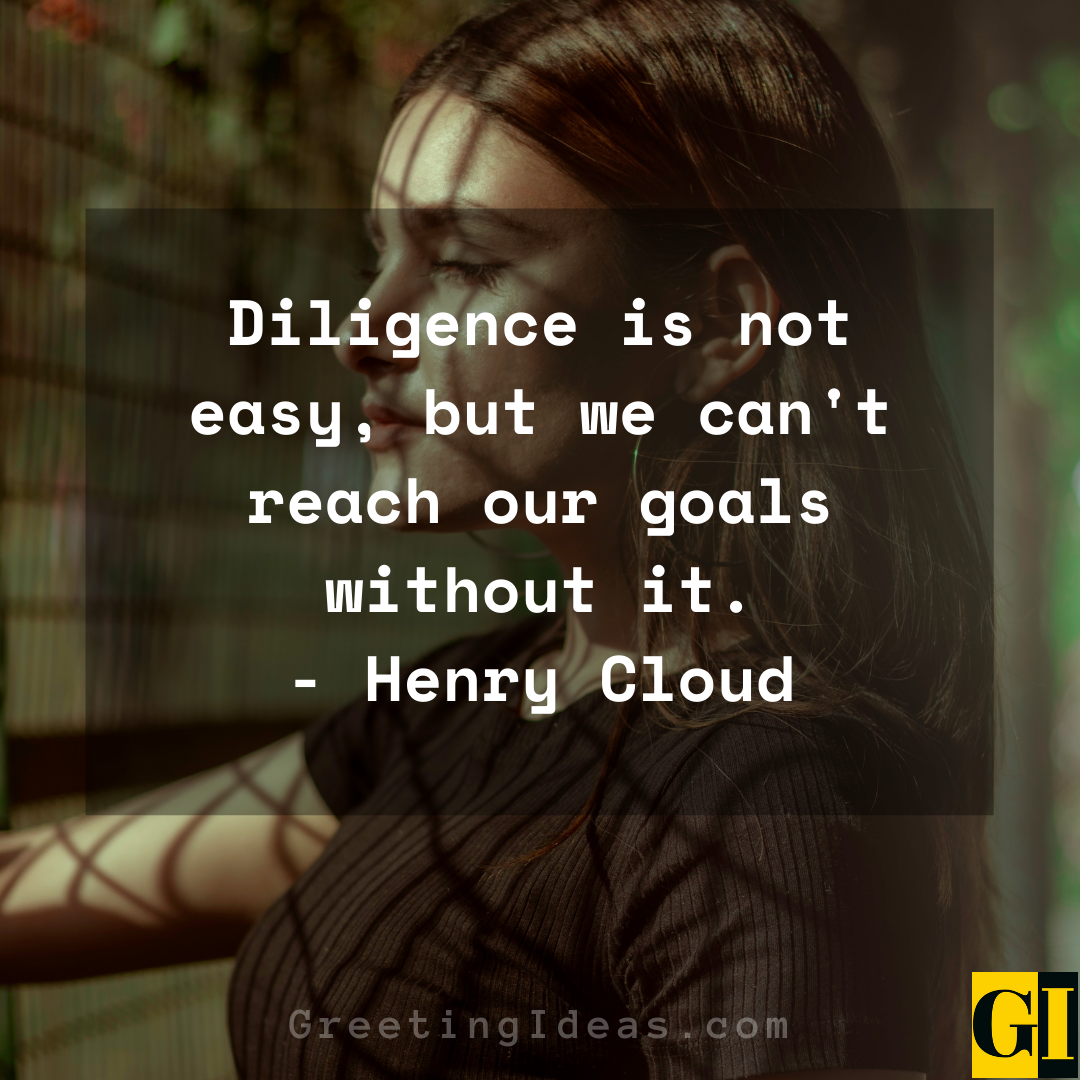 Diligence Quotes Greeting Ideas 7