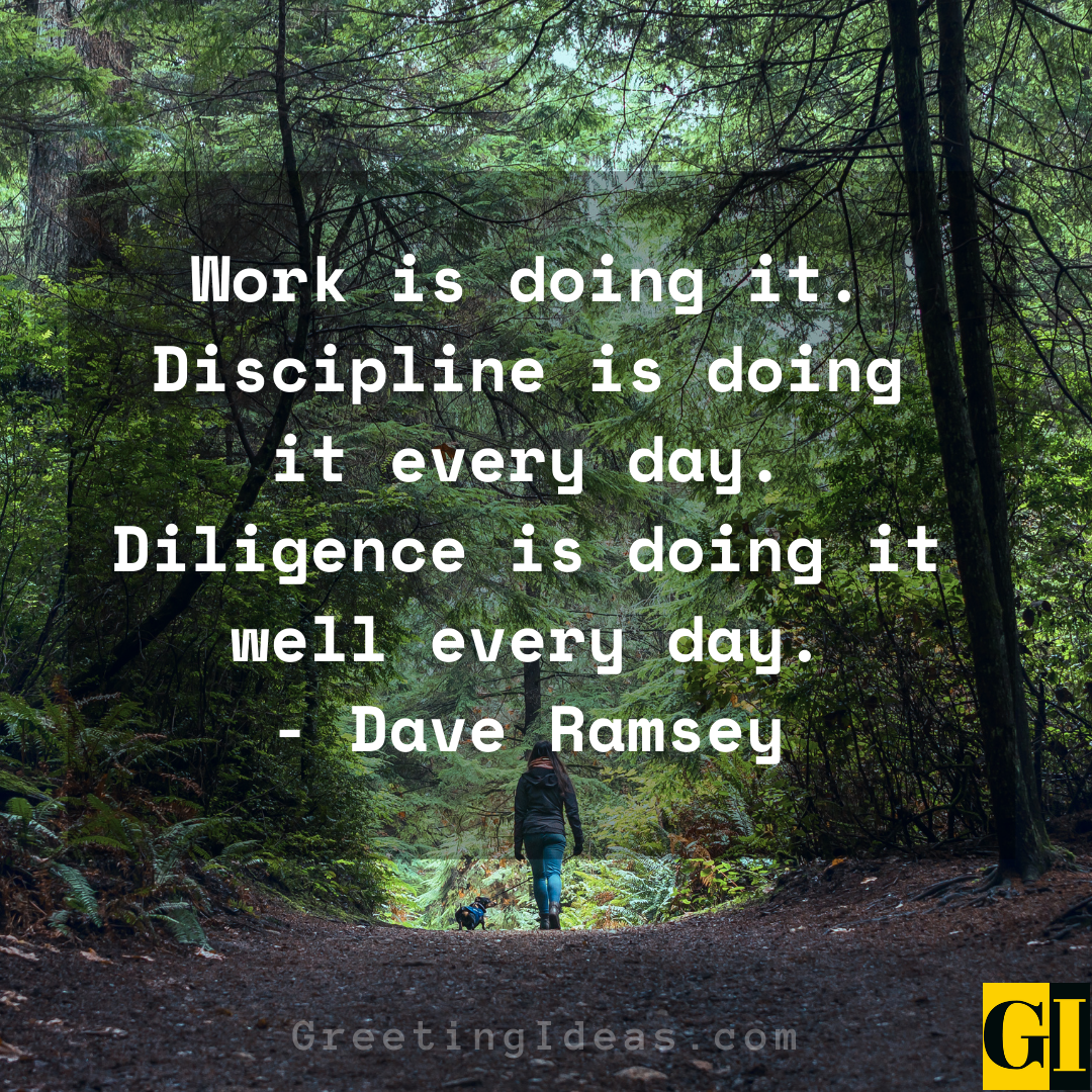 Diligence Quotes Greeting Ideas 8