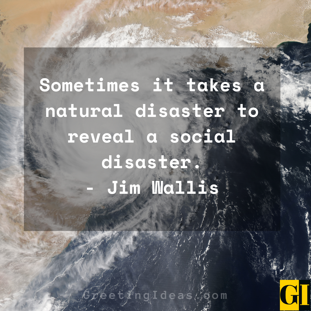Disaster Quotes Greeting Ideas 7
