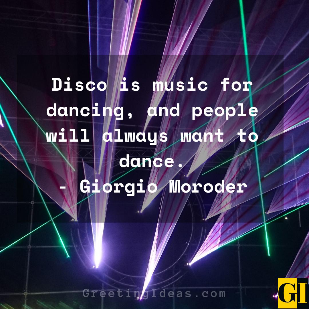 Disco Quotes Greeting Ideas 1
