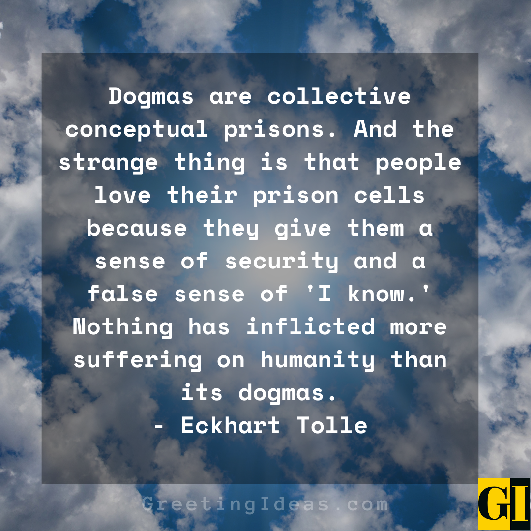 Dogma Quotes Greeting Ideas 6