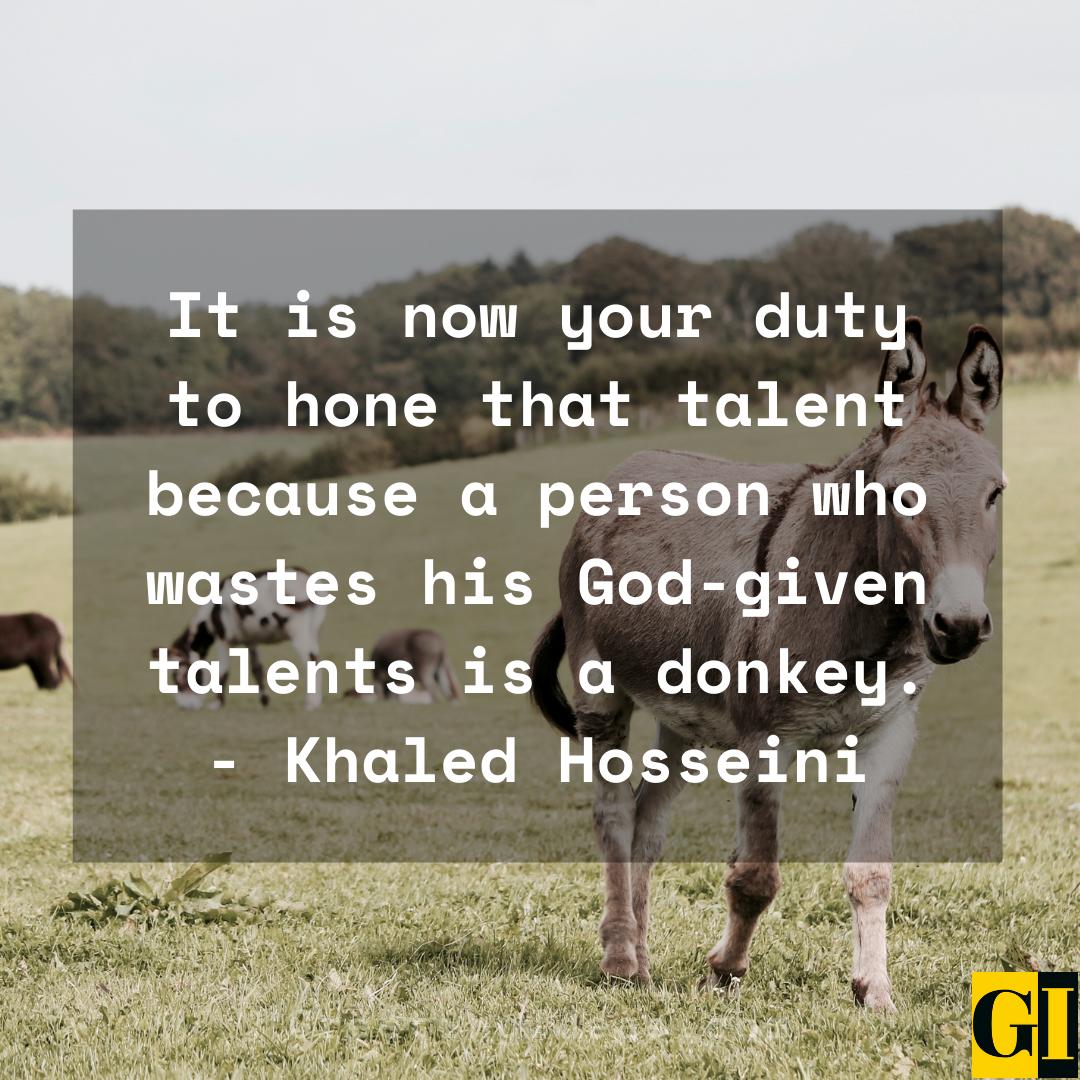 Donkey Quotes Greeting Ideas 5